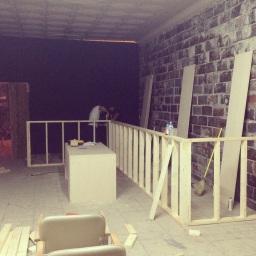 Bar frame