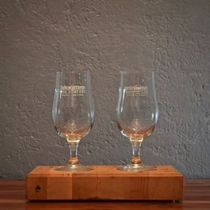 Tulip Glass - $8