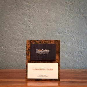 Taproom Gift Cards